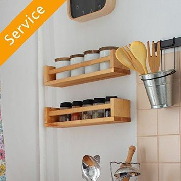 Spice Rack Installation - Up to 2 Spice Racks