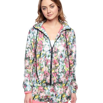 Hothouse Floral Zip Jacket by Juicy Couture