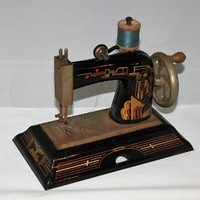 1940s Casige Toy Sewing Machine