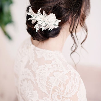 Lace headpiece - style 2009