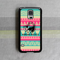 samsung galaxy s5 case , samsung galaxy s4 case , samsung galaxy note 3 case , samsung galaxy s4 mini case , aztec hakuna matata