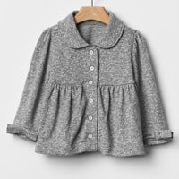 Gap Baby Marled Bow Jacket