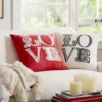 Love Pillow Collection