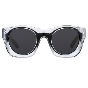 Transparent Sunglasses by Philip Lim x Linda Farrow