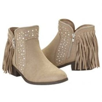 Embellished Fringe Shorty Boots | Girls New Arrivals Features | Shop Justice