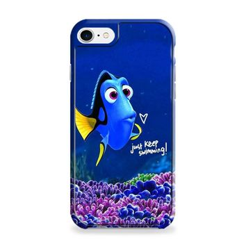 Finding Nemo (dory swimming tall) iPhone 6 | iPhone 6S Case