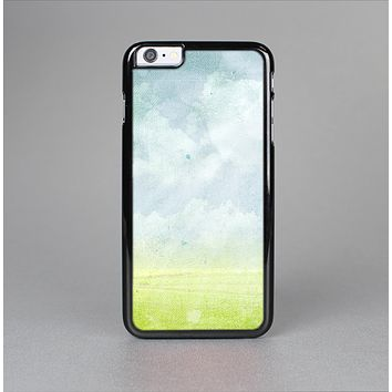The Water-Color Painting of Meadow Skin-Sert Case for the Apple iPhone 6