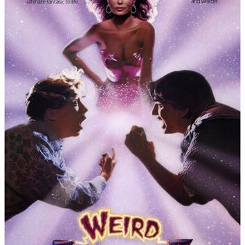 Weird Science 27x40 Movie Poster (1985)