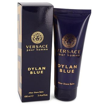Versace Pour Homme Dylan Blue After Shave Balm By Versace