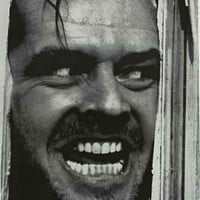 The Shining Here's Johnny Movie Poster 24x36