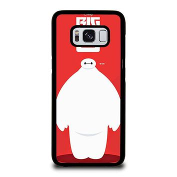 BIG HERO 6 '5 Disney Samsung Galaxy S3 S4 S5 S6 S7 Edge S8 Plus, Note 3 4 5 8 Case Cover