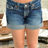 BIG STAR REMY SHORT LOW RISE