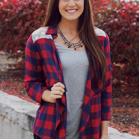 Southern Comfort Cardigan