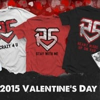 R5 Valentine's Day Bundle PRE-ORDER | R5 Rocks