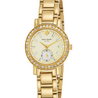 Kate Spade New York Ladies Mini Gramercy Watch with Crystal Detail
