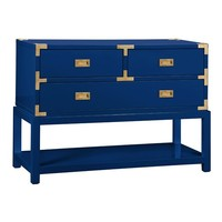 Bungalow 5 Tansu Console Navy