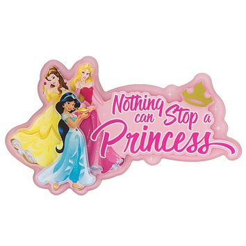 Disney Parks Nothing Can Stop a Princess Magnet New