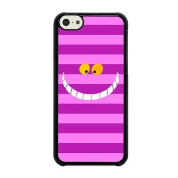 cheshire cat alice in wonderland disney iphone 5c case cover  number 1