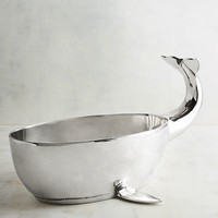 Whale Metal Beverage Tub