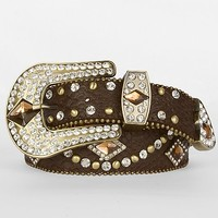 Snakeskin Print Belt - Women's Accessories | Buckle