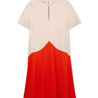 Stella McCartney Susanne Dress - Two Tone Dress - ShopBAZAAR