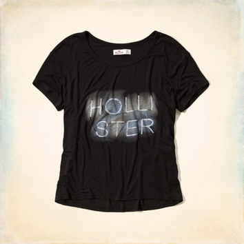Hollister Graphic T-Shirt