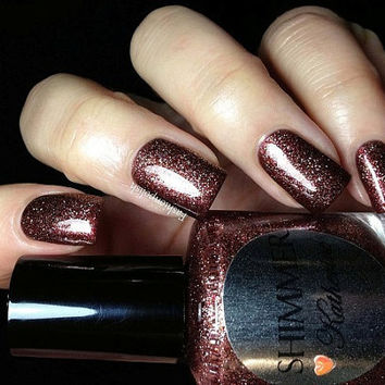 Shimmer Nail Polish  Katherine by ShimmerPolish on Etsy