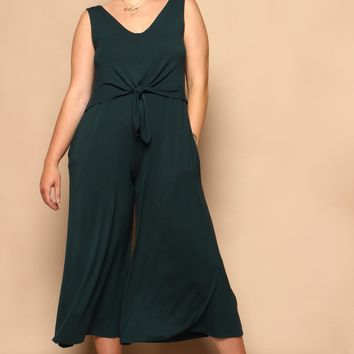 Knot Today Jumpsuit