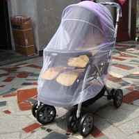 Retail Trendy Infants Baby Stroller Mosquito Net Buggy Pram Protector Pushchair Fly Midge Insect Bug Cover