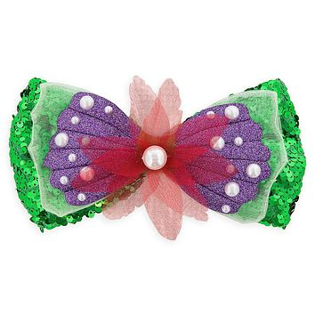Disney Parks Ariel Bow Swap Your Bow New with Tags