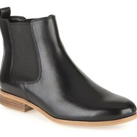 Maisie Hotel (5 reviews)Black LeatherWomens Casual Boots