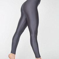 Nylon TricotHigh-Waist Leggings