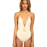 Eberjey Wandering Spirit Charlotte One-Piece Chai - Zappos.com Free Shipping BOTH Ways