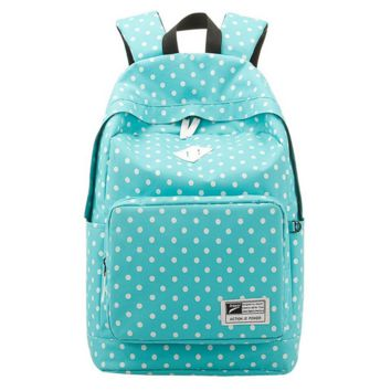 Causal Style Lightweight Canvas Fashion Backpacks School Backpack Travel Fashion Bag