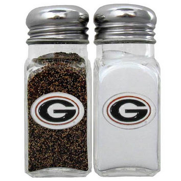 Georgia Bulldogs Salt & Pepper Shaker CSHK5