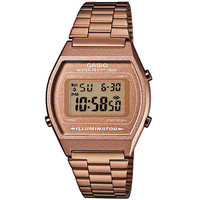 Casio B640wc-5aef Watch - Rose Gold at Urban Industry