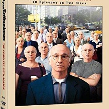 Curb Your Enthusiasm: The Complete Fifth Season (2000 / DVD) Larry David, Cheryl Hines, Jeff Garlin, Shelley Berman, Matt DeCaro