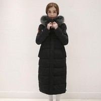 PEAP9GW 2016 Free Shipping Winter New Cotton Loose Jacket Thickened Womens Winter Jackets And Coats