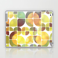 Sunny day pattern Laptop & iPad Skin by VessDSign