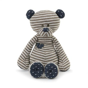 Baby Bear Rattle by Nat & Jules