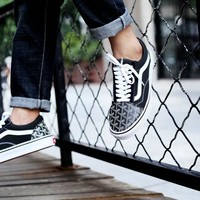 Vans Old Skool x Goyard Customs F204 Running Shoes 36-44