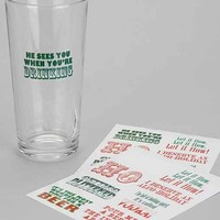 Holidayisms Drink Decal Set- Multi One