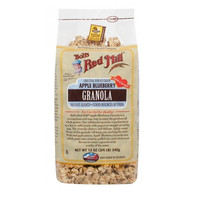 Bob's Red Mill Gluten Free Apple Blueberry Granola, 12 Ounce (Pack of 4)