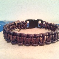 Leather surfer bracelet