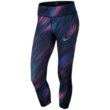 Nike Womens Running Fitness & Yoga Athletic Tights