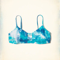 Girls Strappy Scoop Bikini Top | Girls Swimwear | HollisterCo.com