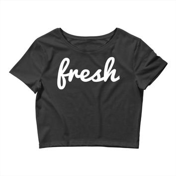 fresh Crop Top