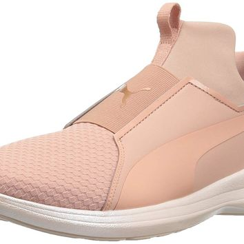 PUMA Women's Rebel Mid WNS En Pointe Sneaker