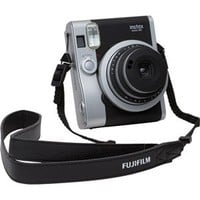 Fujifilm Instax Mini 90 Neo Classic Instant Film Camera - International Version (No Warranty)
