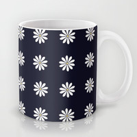 Little Daisies Mug by KJ53321 | Society6